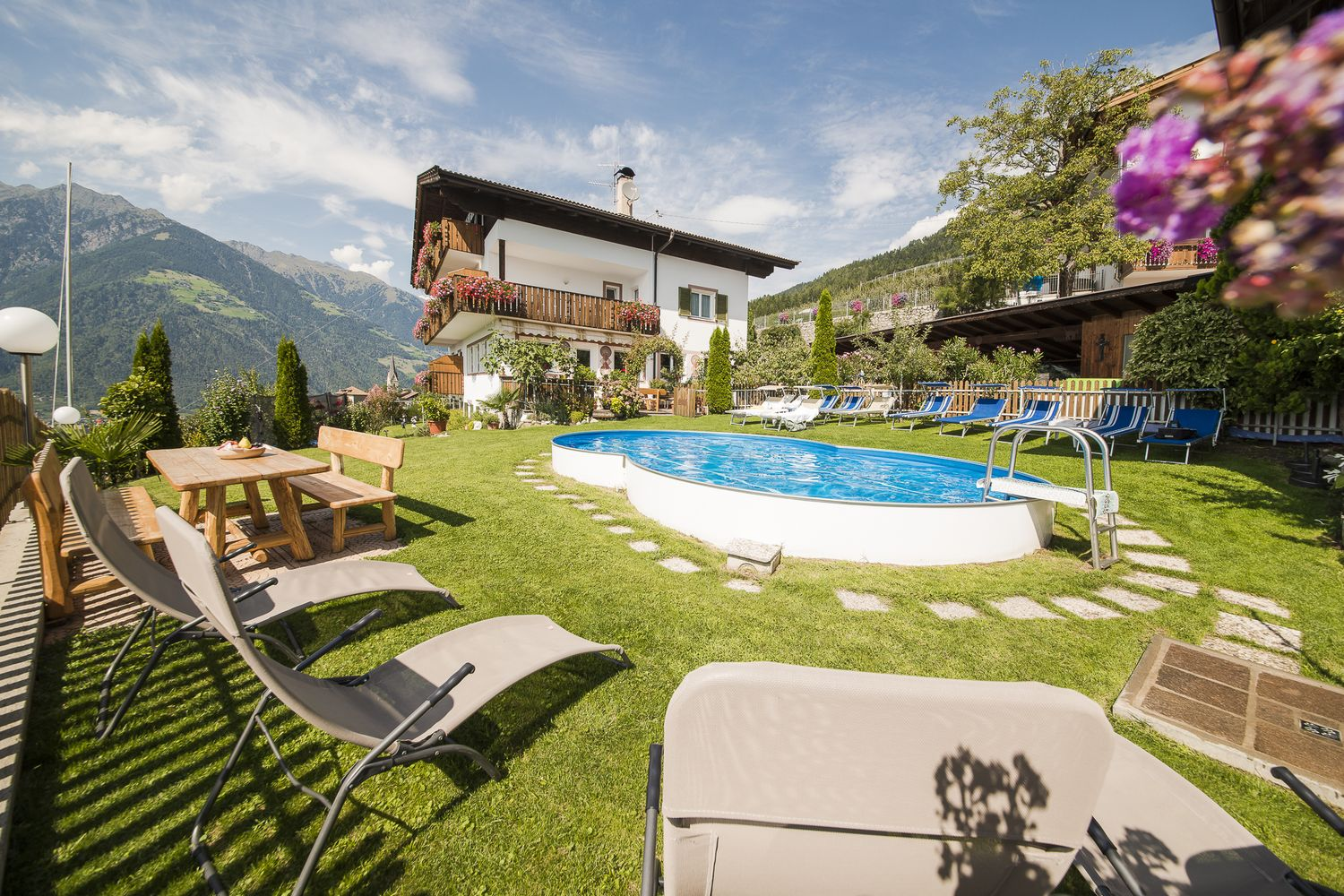 Pension Garni Georgenhoehe